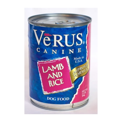VeRUS Lamb and Rice Can Dog Food