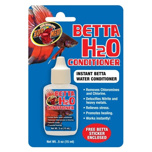 ZooMed Betta H2O Conditioner