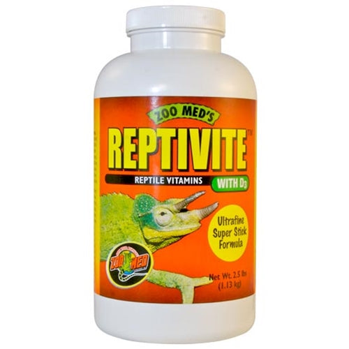 ZooMed ReptiVite with D3