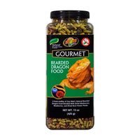 ZooMed Gourmet Bearded Dragon Food