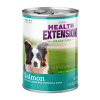 Health Extension Grain Free 95% Salmon for Dogs