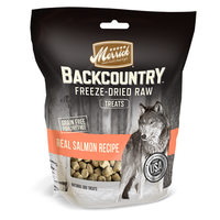 Backcountry Freeze-Dried Raw Treats Real Salmon Recipe