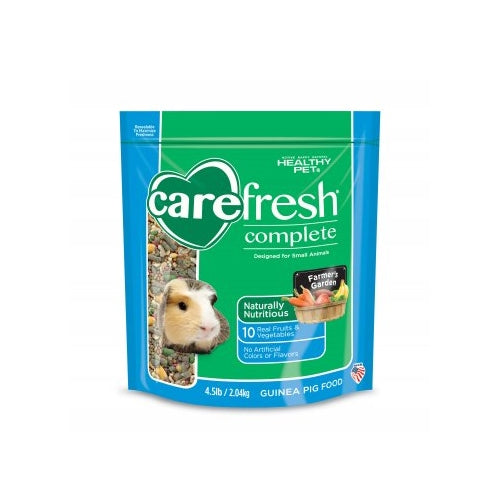Carefresh Complete Guinea Pig Food