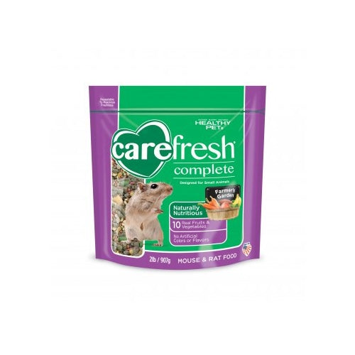 Carefresh Complete Mouse & Rat Food