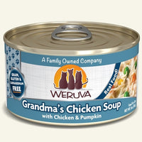 Weruva Grandma's Chicken Soup Canned Cat Food