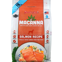 Grandma Lucy's Macanna Salmon Freeze-Dried Dog Food