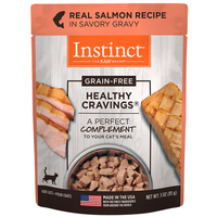 Nature's Variety Instinct Healthy Cravings Salmon Formula Wet Cat Food