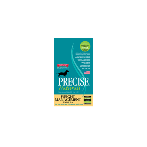 Precise Weight Management Formula Dry Dog Food