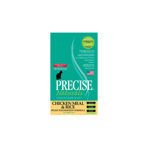 Precise Feline Foundation Formula Adult Dry Cat Food