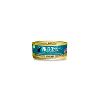 Precise Feline Foundation Simmer Seafare Can Cat Food