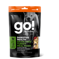 GO! SOLUTIONS MEAL MIXERS DIGESTIVE HEALTH TURKEY MEAL MIXER