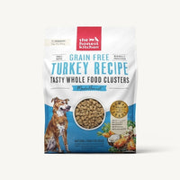 The Honest Kitchen Whole Food Clusters Grain Free Turkey Dog