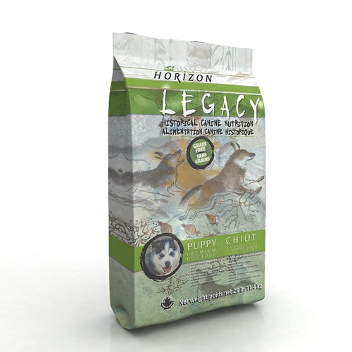 Horizon Legacy Grain-Free Puppy Premium Dry Dog Food