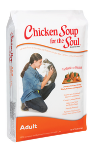 Chicken Soup for the Cat Lover's Soul Adult Cat Dry Formula