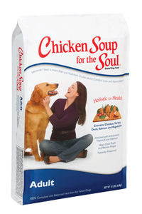 Chicken Soup for the Dog Lover's Soul Adult Dry Formula