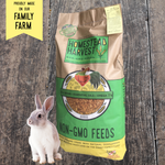 Homestead Harvest Non-GMO Wholesome Rabbit Food