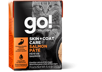 GO! SKIN + COAT CARE Salmon Pâté for cats