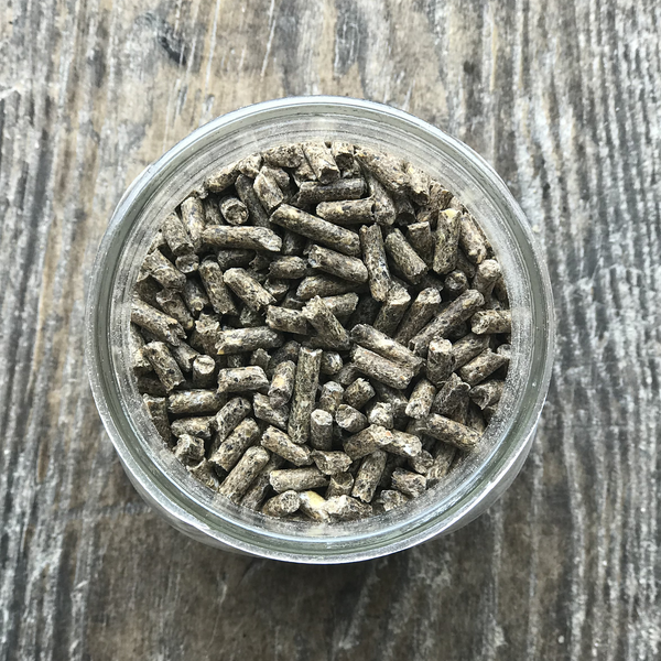 Homestead Harvest Non-GMO Rabbit Pellets For growing and mature rabbits