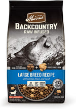 Merrick Grain Free Backcountry Large Breed Recipe Dog Food
