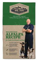 Dr. Pol Healthy Goat Alfalfa Recipe Goat Feed
