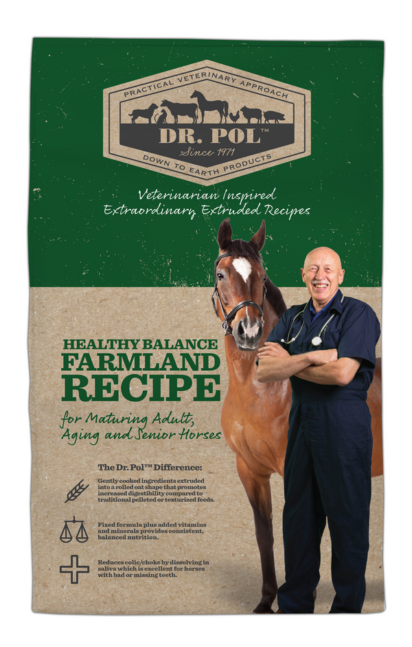 Dr. Pol Healthy Balance Farmland Recipe Horse Feed