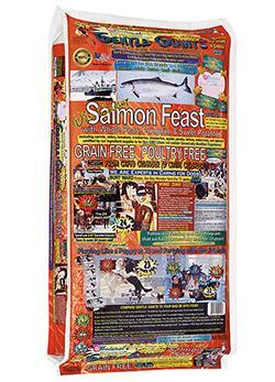 Gentle Giants World Class Canine Nutrition Salmon Feast Dog Food