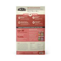 ACANA Singles Beef and Pumpkin Dry Dog Food