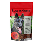 State of Nature Single Ingredient Dehydrated Beef Treats