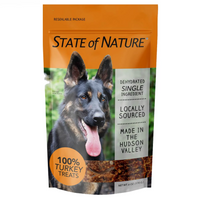 State of Nature Single Ingredient Dehydrated Turkey Treats