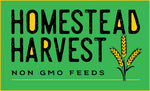 Homestead Harvest Non-GMO Soy Free Chick Starter 22% For growing chicks