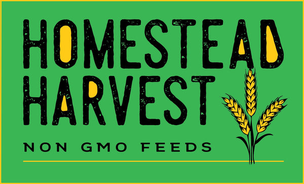 Homestead Harvest Non-GMO Horse Blend 12% For all classes of horses
