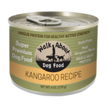 Walk About Kangaroo Recipe Canned Dog Food