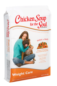 Chicken Soup for the Dog Lover's Soul Weight Care Dry Formula