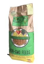 Homestead Harvest Non-GMO Potbelly & Mini Pig Feed 12% For mature Potbelly and Mini Pigs