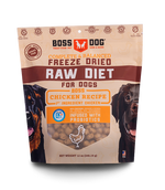 Boss Dog Freeze Dried Diet Complete Chicken Recipe