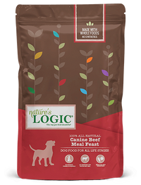 Nature's Logic Beef Meal Feast Dry Food for Dogs