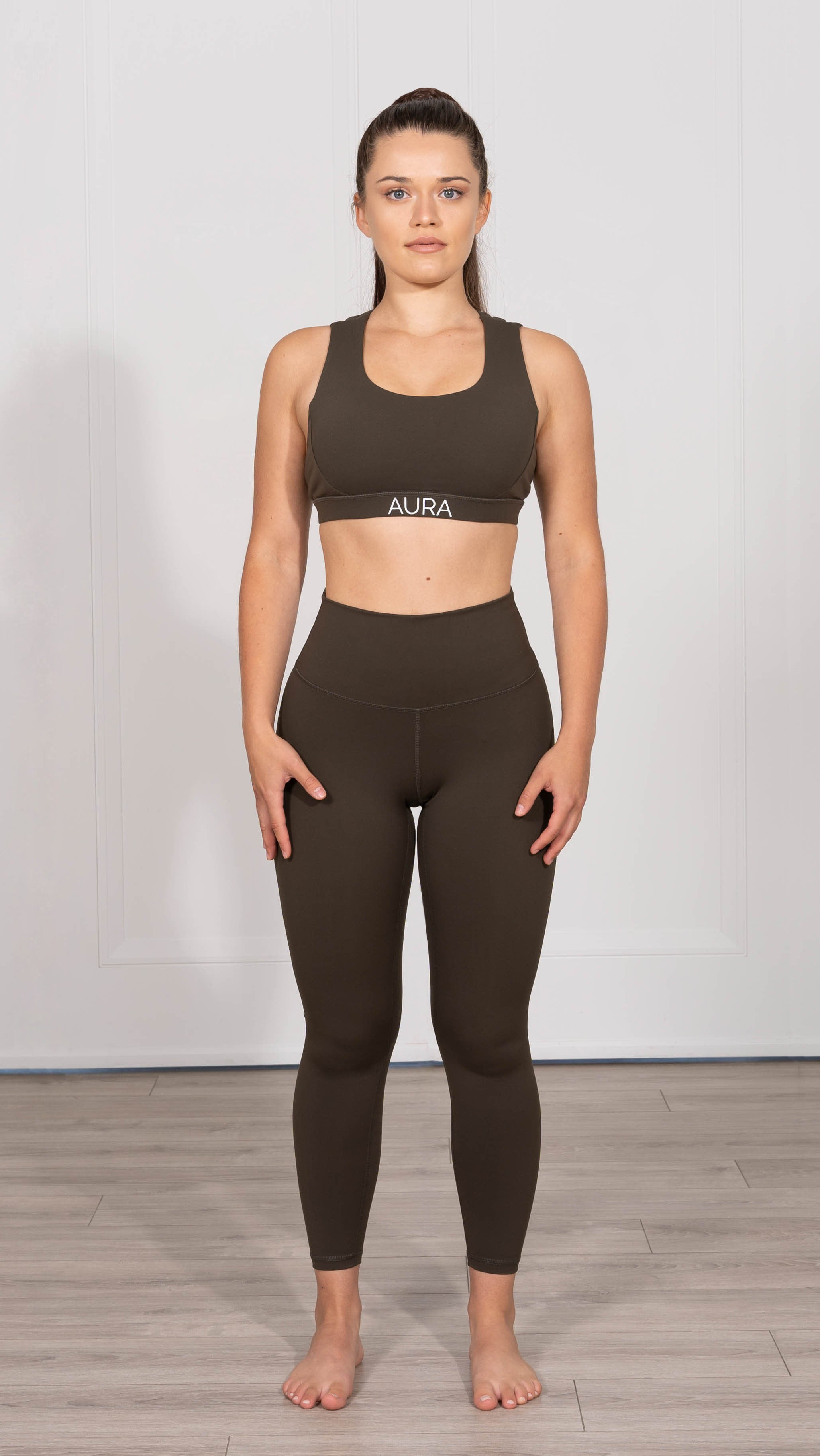 Forest Green Endurance Legging