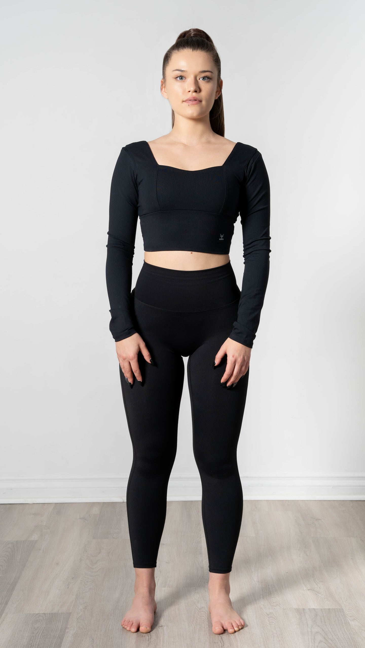 Elevate Classic Black Legging