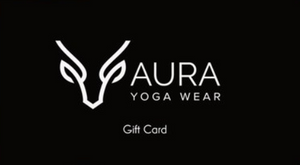 Aura Yoga Wear Gift Card