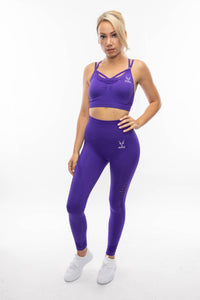 Electric Purple Namaslay Legging