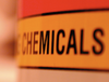 Chemicals label