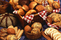 Homemade Bread Recipes with good Wholefood ingredients and no additives