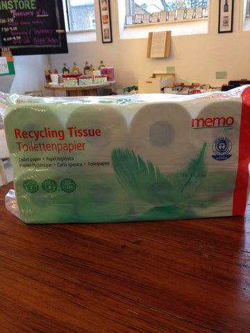 Recycled Toilet Paper - 8