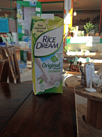 Organic Rice Milk 1Lt