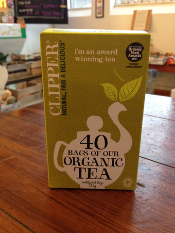 Organic Everyday Tea - 40