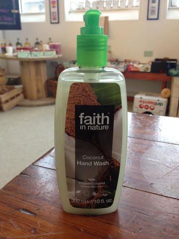Faith in Nature Coconut Handwash 300ml