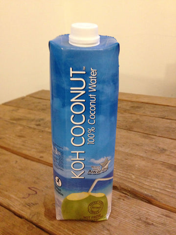 100% Natural Coconut Water 1Lt