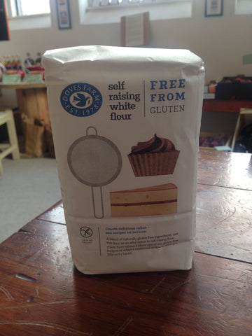 Gluten Free Self Raising White Flour 1KG