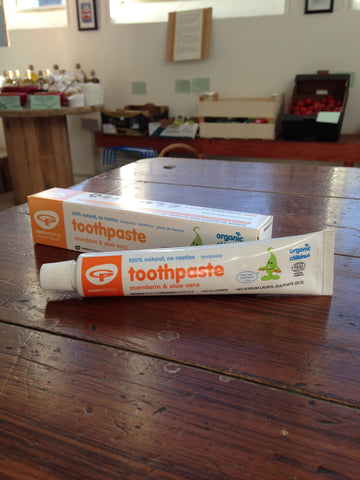 Fluoride Free Children's Toothpaste 50ml