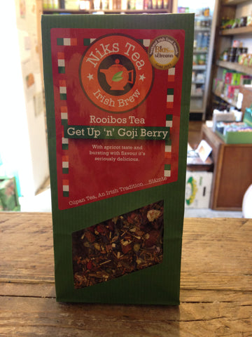 Get Up 'n' Gogi Berry Rooibos Tea - 80g